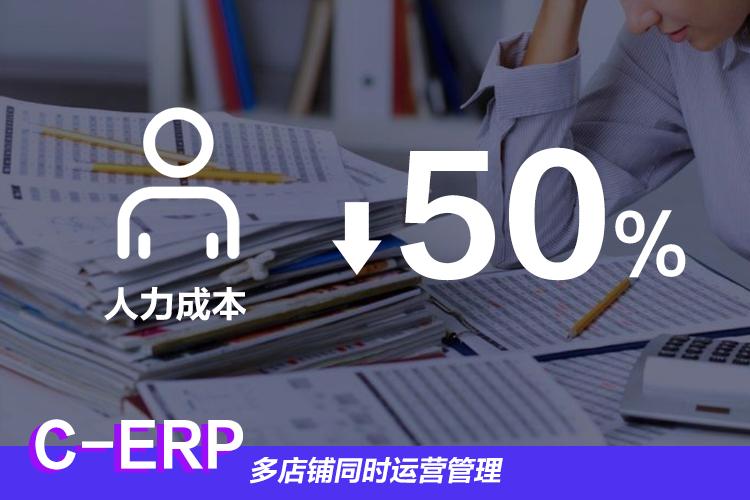 管易云C-ERP多店铺运营管理