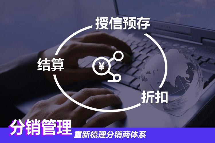 管易云C-ERP分销管理系统